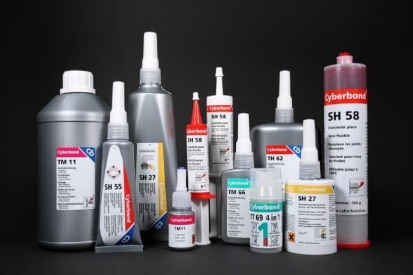 características de los adhesivos