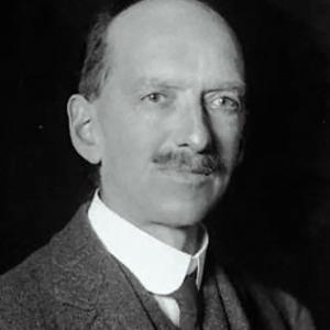Charles Thomson Rees Wilson, padre de la cámara de niebla en 1912.