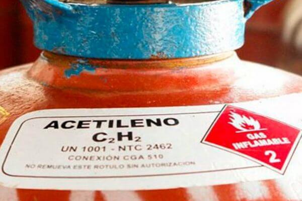 qué es el acetileno