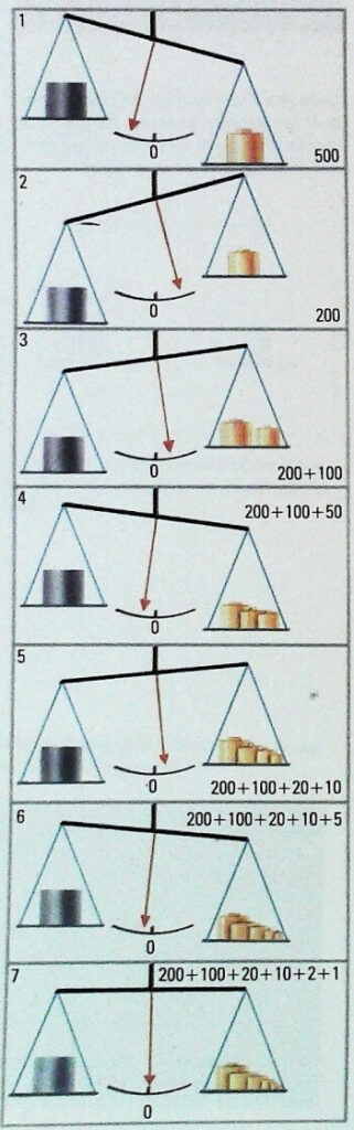 cómo se mide la masa de un cuerpo