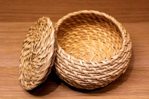 Bambú como materia prima