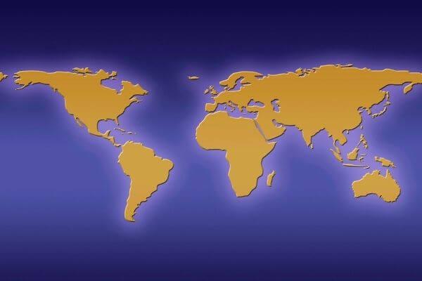 Cuáles con los continentes