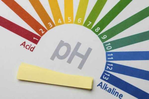 qué es la alcalinidad y la acided