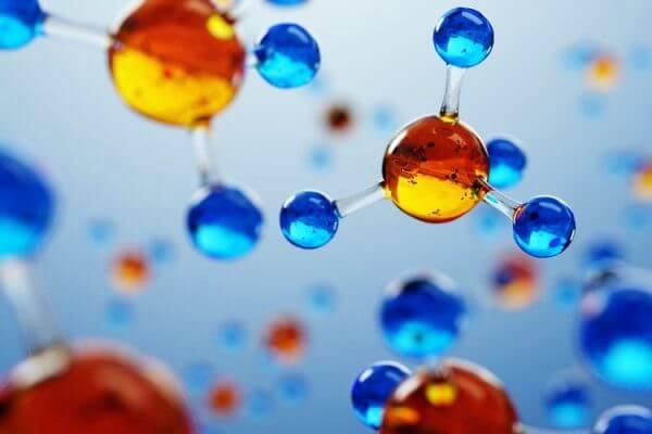 qué es una molécula definición
