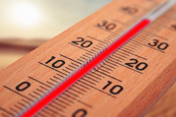 temperatura qué es