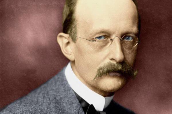 quién creó la teoría cuántica