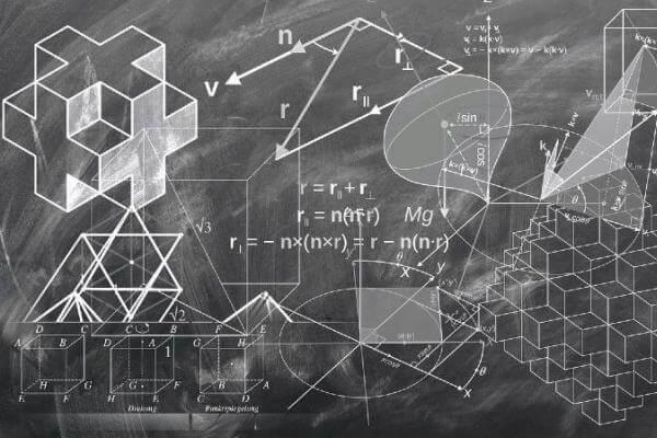 geometría carcacterísticaa