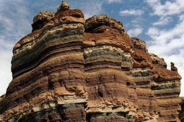 rocas sedimentarios cómo son