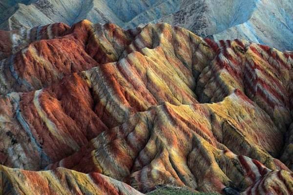rocas sedimentarias descripción