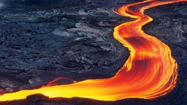 tipos de magma