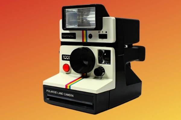 Cámara Polaroid características y origen